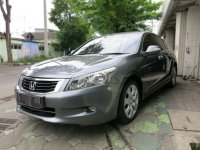 Jual Honda Accord 2.4 VTiL AT Matic 2010