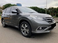 Jual HONDA CR-V 2.4 AT GREY 2013