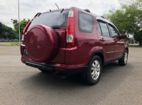 Jual HONDA CR-V 2.0 AT MERAH 2005