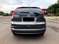 CR-V: HONDA CRV 2.4 AT GREY 2013