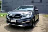 Jual HONDA CR-V PRESTIGE 2.4 AT GREY 2016