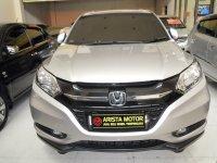 Jual Honda HR-V: HRV E CVT'15 AT Silver Km27Rb Mobil Ciamik SPT Baru Terawat