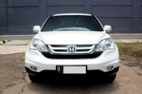 Jual HONDA CR-V 2.4 AT PUTIH 2011