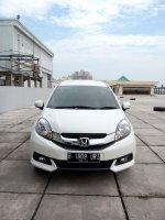 Jual Honda mobilio E cvt 2014 matic putih km 30 rban