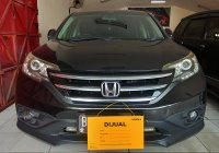 Jual CR-V: Honda CRV 2.0 AT 2013 DP Minim KM Rendah