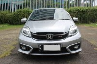 Jual HONDA BRIO RS 1.2 AT SILVER 2016
