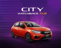 Jual Honda City Hatchback RS