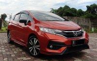 Jual Honda Jazz RS AT 2017/2018 KM Rendah