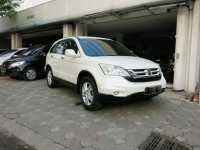 Jual CR-V: Honda CRV 2.4 AT Matic 2011