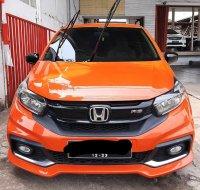 Honda Brio E AT 2013 upgrade 2019