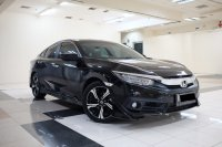 Jual 2016 Honda Civic 1.5 ES Prestige Turbo antik km LOw Tdp 82jt