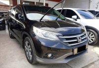 Jual CR-V: Honda CRV 2.4 AT 2013 Hitam
