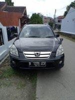 Jual Honda CR-V: Crv 2005 Mulus siap dicoba