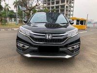 Jual CR-V: HONDA CRV 2.4 PRESTIGE AT HITAM 2015