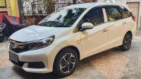 Jual Honda: Mobilio S MT 2019  95% seperti baru 135 juta