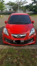 Jual Cepat Honda Brio 1.2 E AT Pemilik Pertama Gress & Orisinil