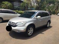 Jual CR-V: Honda crv 2.4 silver