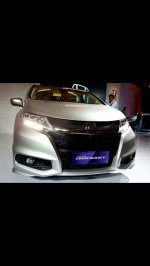 Honda ODYSSEY cvt th 2017