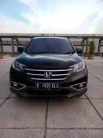 Jual CR-V: Honda crv prestige 2013/2014 matic hitam km 20 rban