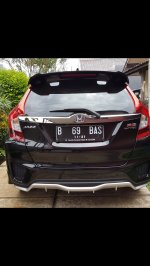 Jual over kredit honda Jazz RS limited Edition