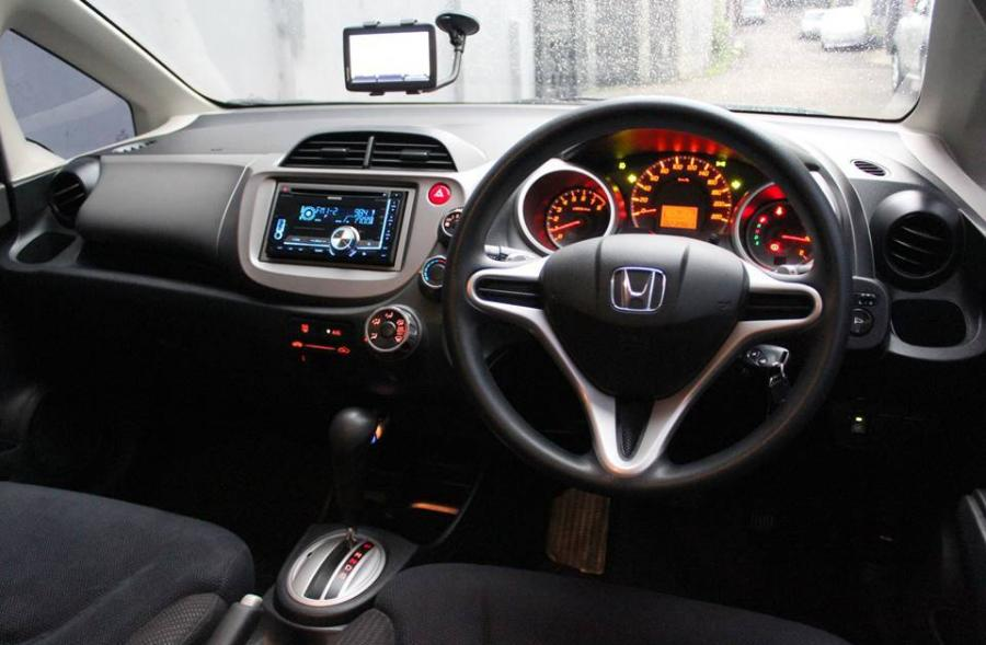 Honda Jazz Rs Model Mmc 2012 Mobilbekascom