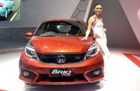 Honda mobil Brio RS cvt