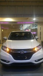 Jual HR-V: Harga Honda HRV E cvt tahun 2017 jakarta