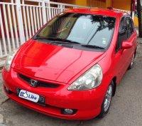 Jual Honda Jazz 1.5 IDSI AT Triptonic Red 2005 Terawat Milik Pribadi