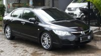Jual Honda Civic 1.8 All New 2008