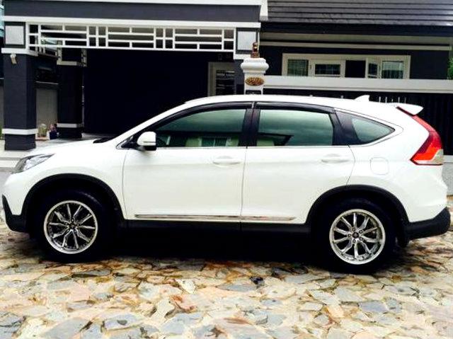7700 Koleksi Mobil Crv Di Modifikasi Gratis Terbaru