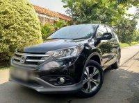 Honda CR-V: CRV 2.4 2013 Hitam Dp20 Low Km CashKredit (IMG-20170428-WA0028.jpg)