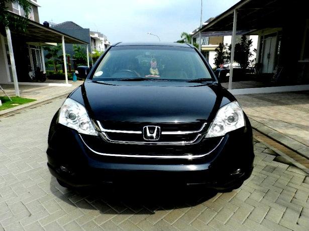 CR V Honda CRV Automatic 20cc Thn 2010 Warna Hitam
