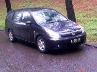 Dijual Honda Stream 2004. SANGAT ISTIMEWA & SANGAT TERAWAT!