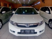 Honda: All New Civic 1.8 Tahun 2013