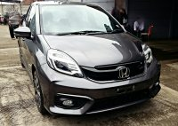 Honda: Brio RS cvt special dp CALM N WARM