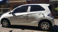 Jual Brio Satya: Honda BRIO Putih Mulusss