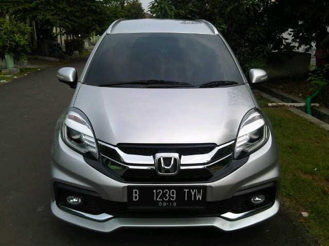 Honda Mobilio Rs 1 5cc Automatic Th 2014 Mobilbekas Com