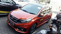 Jual Honda: Mobilio RS warna Special edition orange! PROMO!