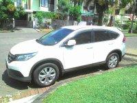 Jual Honda CR-V: CRV 2.0 th 2014 mobil elegan irit dan modern