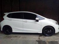 Dijual Honda Jazz RS Putih Bluidup Plat K Pajak Hidup Tahun 2015