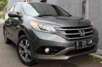 CR-V: Honda CRV 2.4 Matic 2013