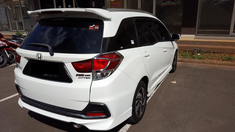 Over Kredit Honda Mobilio Rs Cvt At 2015 Mulus Dan Murah