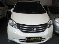 Honda: Freed PSD'12 AT PUTIH Mobil PAJAK JUNI 2018 Terawat Istimewa