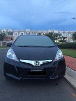 Jual Honda Jazz S 2013 manual hitam km:30rb