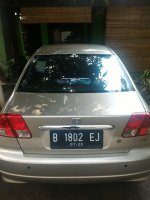 Jual Over Kredit Honda Civic VTI-S 2005