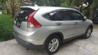 Jual CR-V: Honda Crv 2013 MT nego