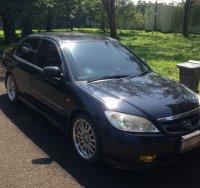 Honda: Jual Civic Vti-s 2004, matic, kondisi mulus dan terwat (civic3.jpg)