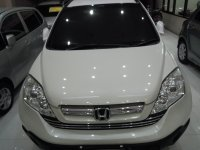 Honda CR-V: All New CRV 2.0'08 MT Putih KM 30rb Pjk Juli'18 Mobil Siap Pakai