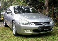 Jual Honda Accord VTi, 2005, Terawat, Siap Pakai, Jakarta