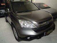 Honda CR-V: All New CRV 2.0'08 AT Grey Pjk Juni'18 Double AirBag Mobil Siap Paka (DSCN7336.JPG)